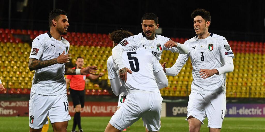 Lituania-Italia 0-2, cronaca e tabellino (Getty Images)