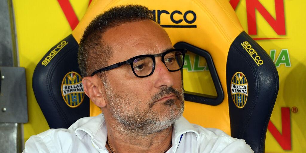 """Verona, Setti: """"Juric? Non lo cambio con nessuno. Marquez gran rimpianto"""" (Getty Images)"""