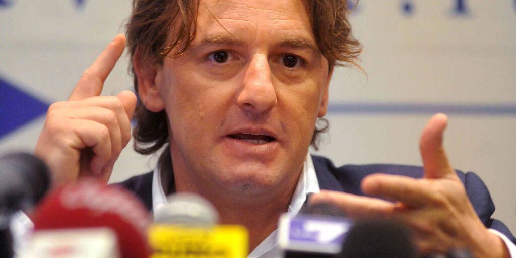 """Calcioscommesse, Signori assolto: """"Dieci anni che non mi ridarà nessuno"""" (Getty Images)"""