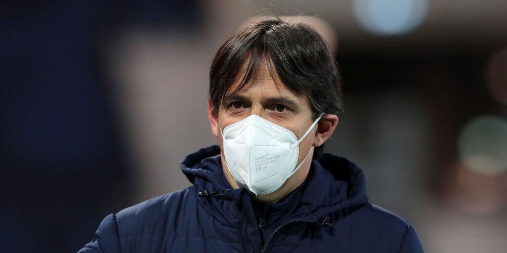 """Lazio, Inzaghi: """"Cercherà ora di ruotare tutti per le prossime gare"""" (Getty Images)"""