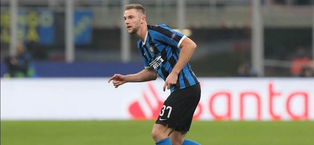 Inter, Skriniar non è più incedibile: il Manchester United prepara l'offerta (Getty Images)