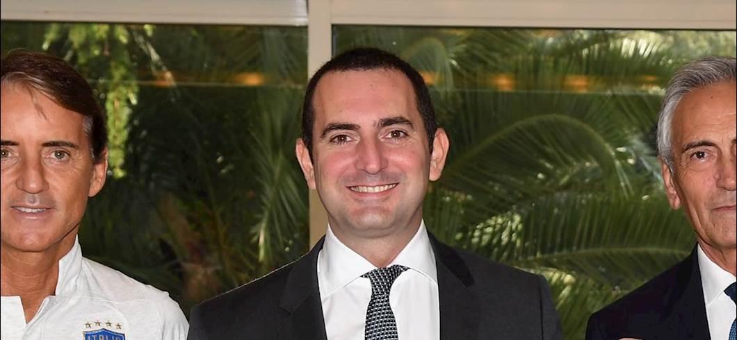 Vincenzo Spadafora, ministro dello Sport (Getty)