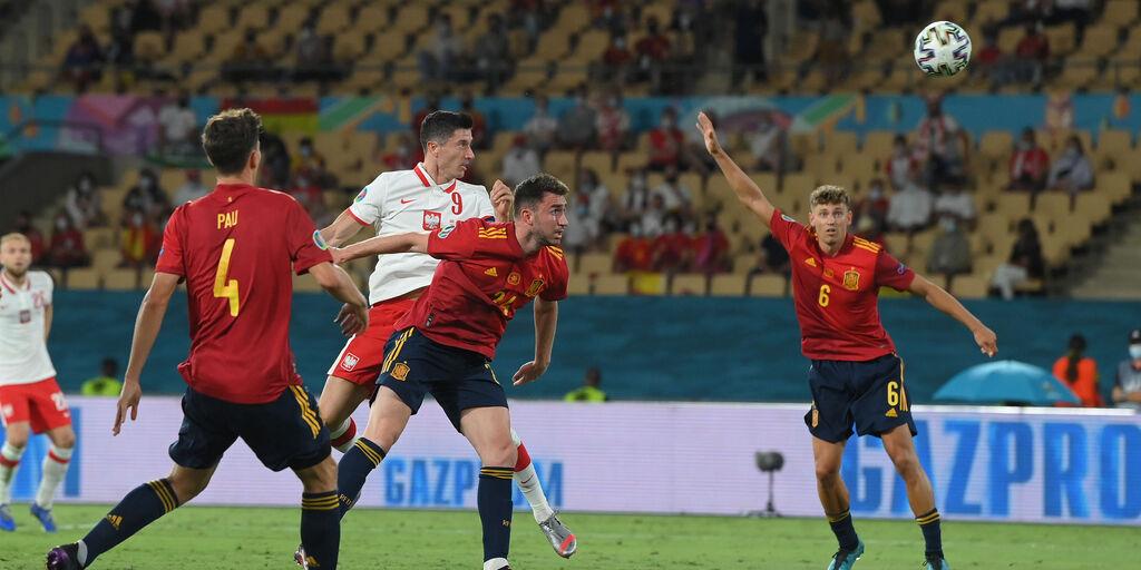 Spagna-Polonia 1-1: cronaca, tabellino e voti per il Fantacalcio (Getty Images)