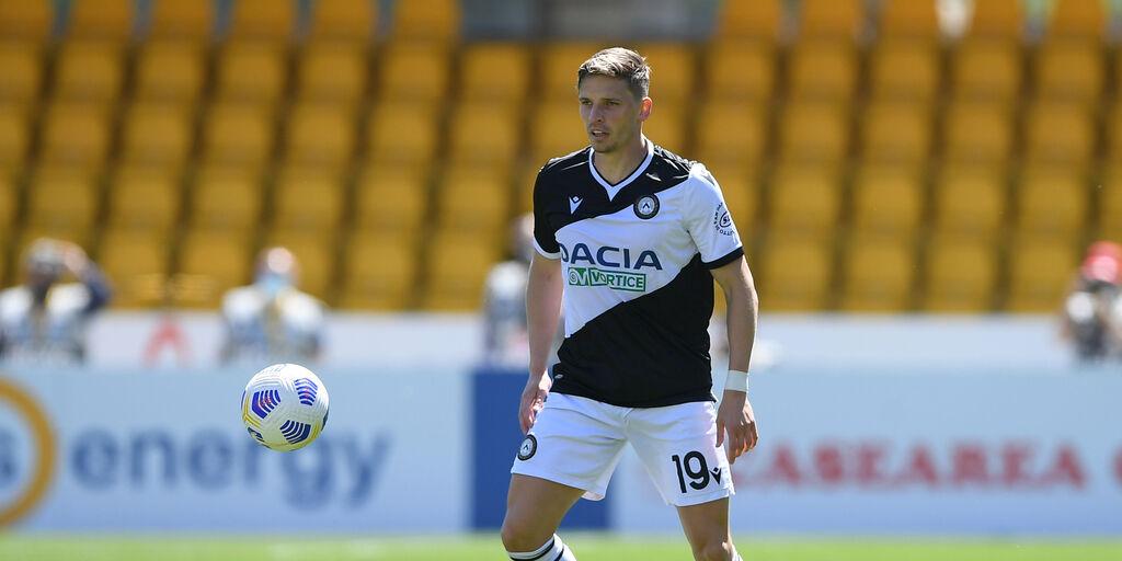 Calciomercato, Stryger Larsen lascerà l'Udinese: Fiorentina in agguato (Getty Images)