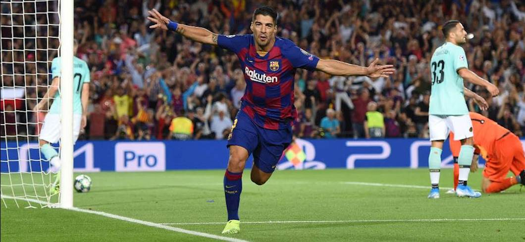 Caso Suarez Juventus (Getty Images)