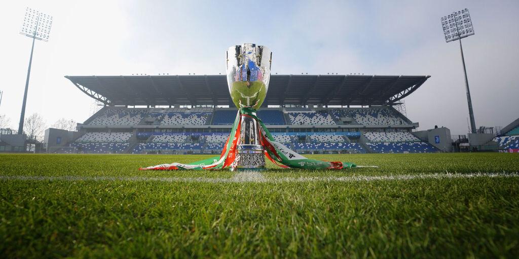 Supercoppa Italiana Juventus Napoli Le Formazioni Ufficiali