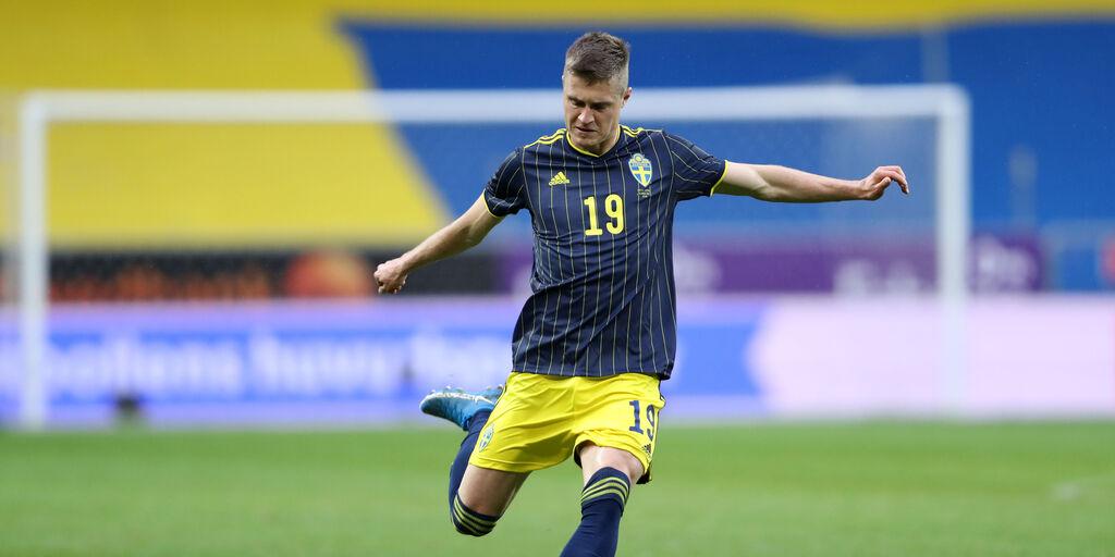 Euro 2021 e Coronavirus, focolaio Svezia? Anche Svanberg positivo (Getty Images)