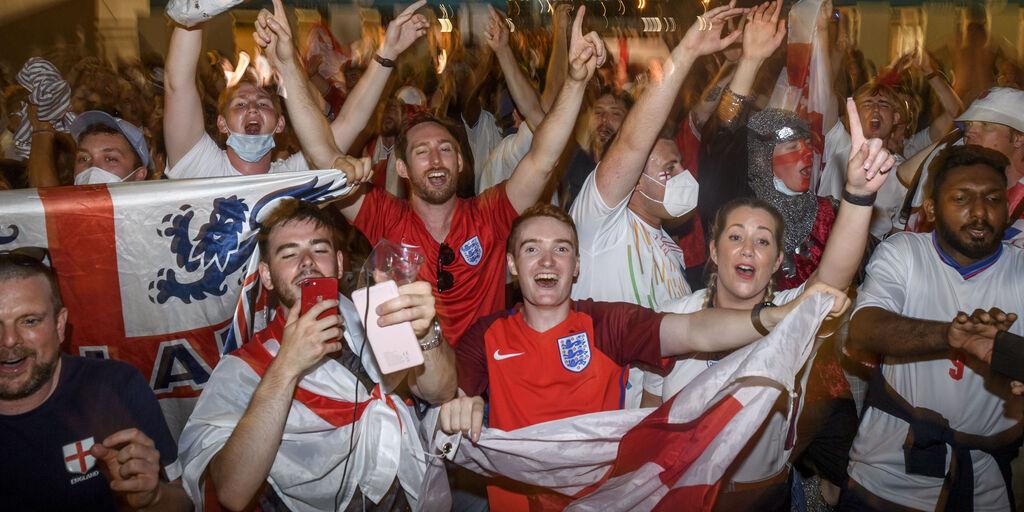 Tutti i motivi per cui l'Inghilterra ha già vinto gli Europei (Getty Images)
