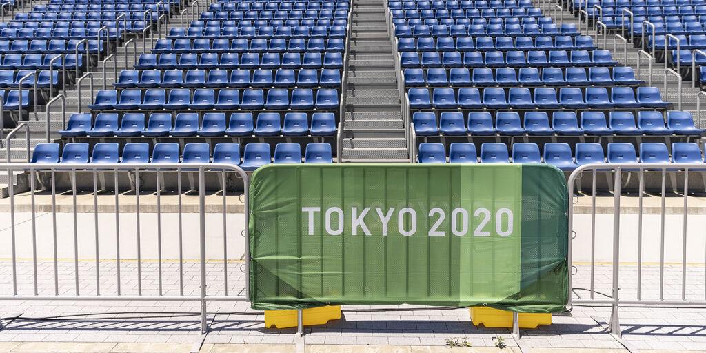 Tokyo 2020, tre atleti positivi al Covid-19 (Getty Images)
