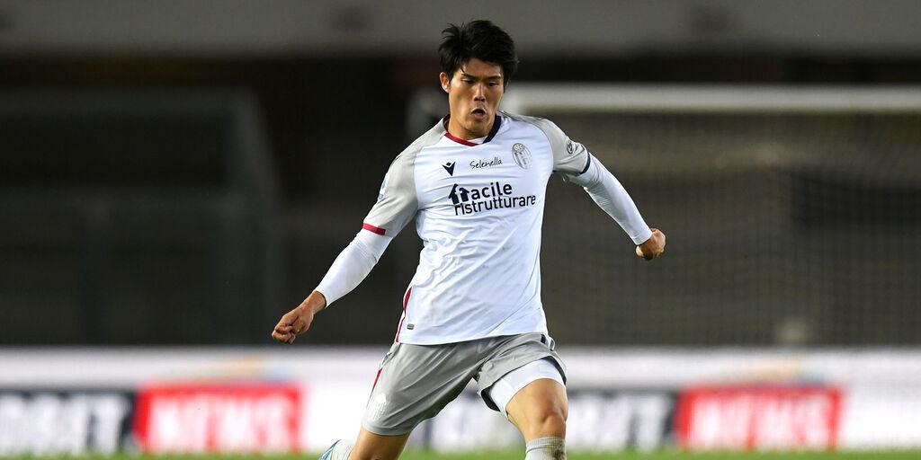 Calciomercato Bologna, è fatta per Tomiyasu all'Arsenal (Getty Images)
