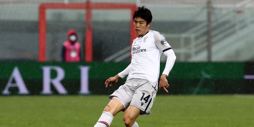 Bologna, Tomiyasu in gruppo: le ultime (Getty Images)