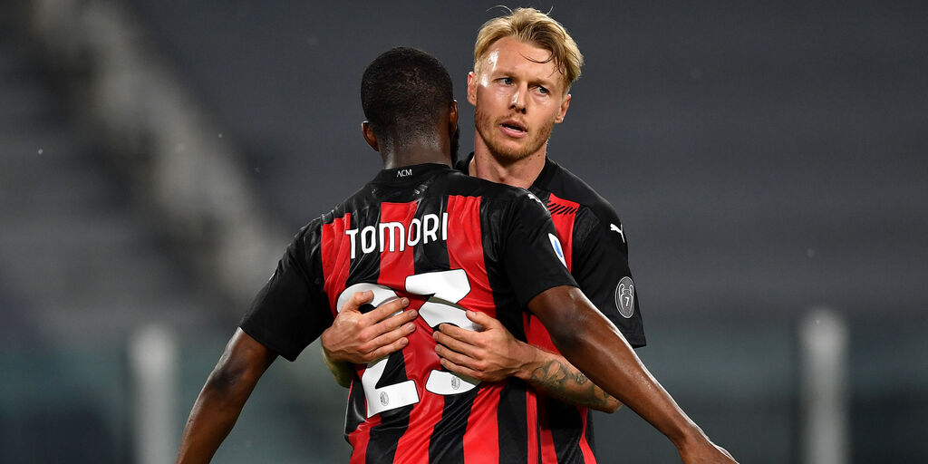 """Milan, Tomori: """"Tifosi grandiosi, bello vederli: mai vista che vedo una cosa così"""" (Getty Images)"""