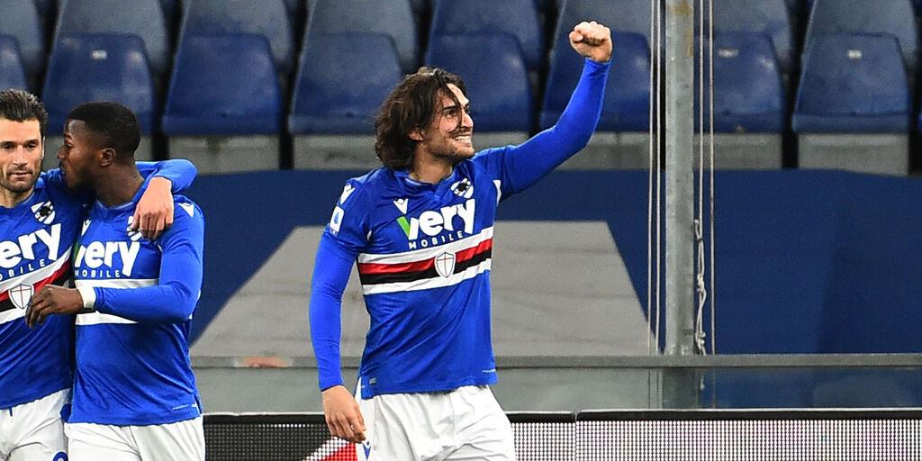 Sampdoria, ancora a parte Torregrossa (Getty Images)