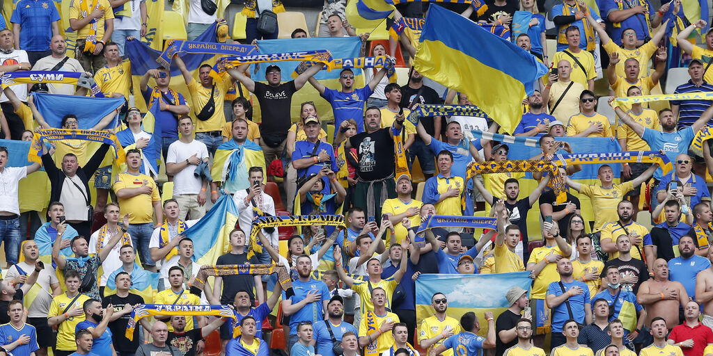 Ucraina-Macedonia del Nord: cronaca, tabellino e voti per il Fantacalcio (Getty Images)