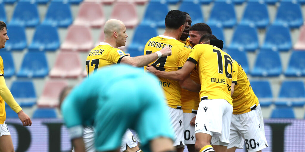 Crotone-Udinese 1-2: gol e highlights (Getty Images)