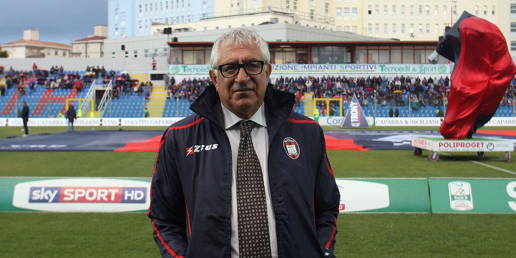 """Crotone, il ds Ursino: """"Avrei voluto prendere Pirlo come allenatore"""" (Getty Images)"""