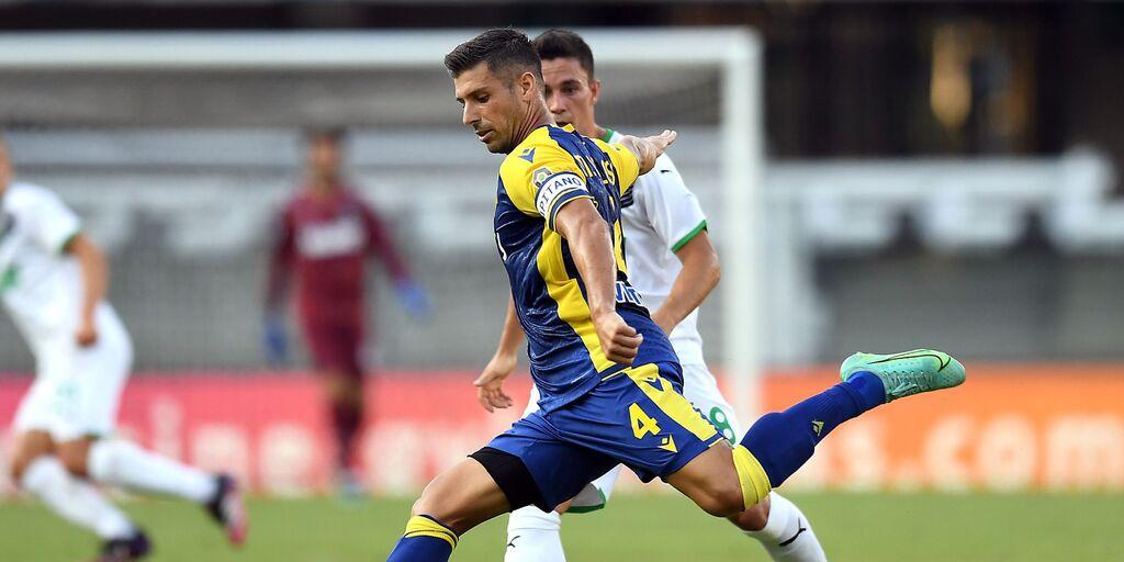 Hellas Verona, si ferma Veloso: c\'è lesione muscolare. Salta il Bologna (Getty Images)