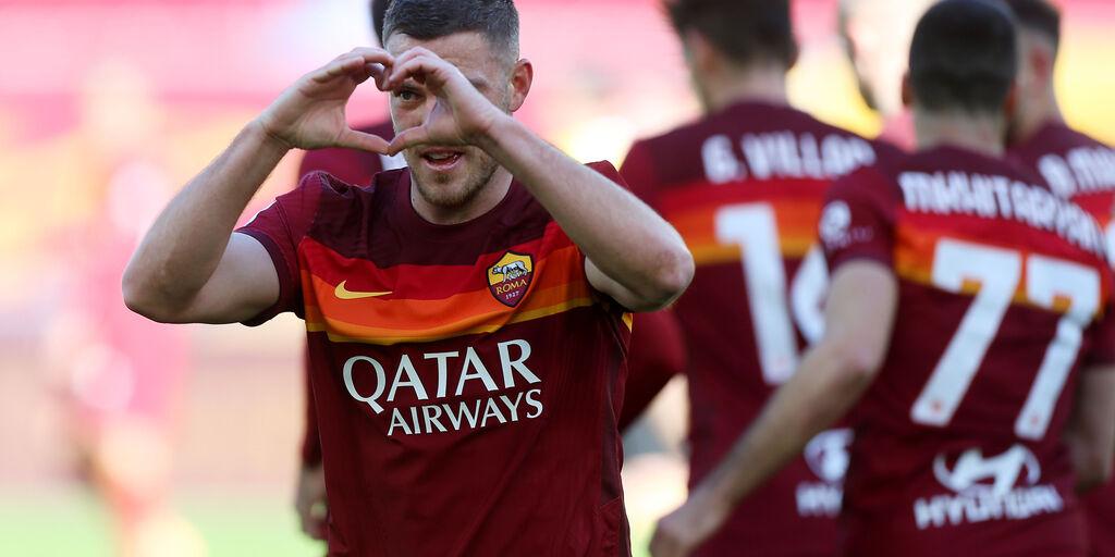 Roma, Veretout a 10 gol: secondo centrocampista francese dopo Platini (Getty Images)