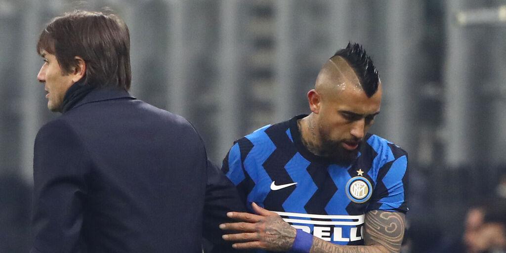 Calciomercato Inter, Vidal resterà anche il prossimo anno?  (Getty Images)