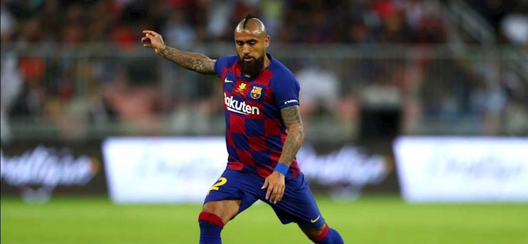 Inter, gli aggiornamenti sull'arrivo di Vidal e la possibile cessione di Lautaro (Getty Images)
