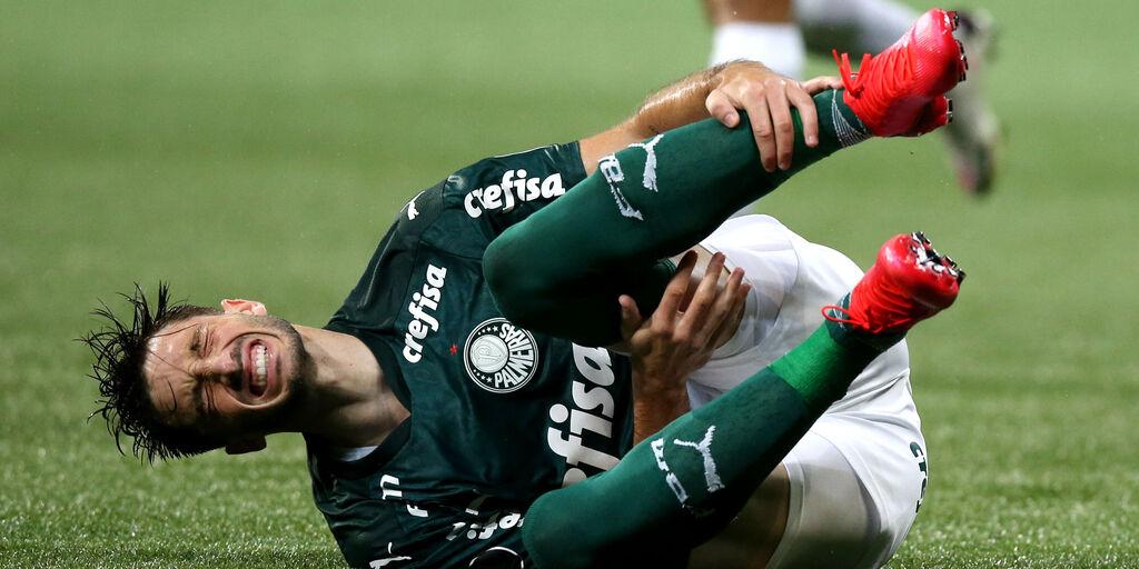Roma ai dettagli per Viña: manca l'ultima intesa col Palmeiras (Getty Images)