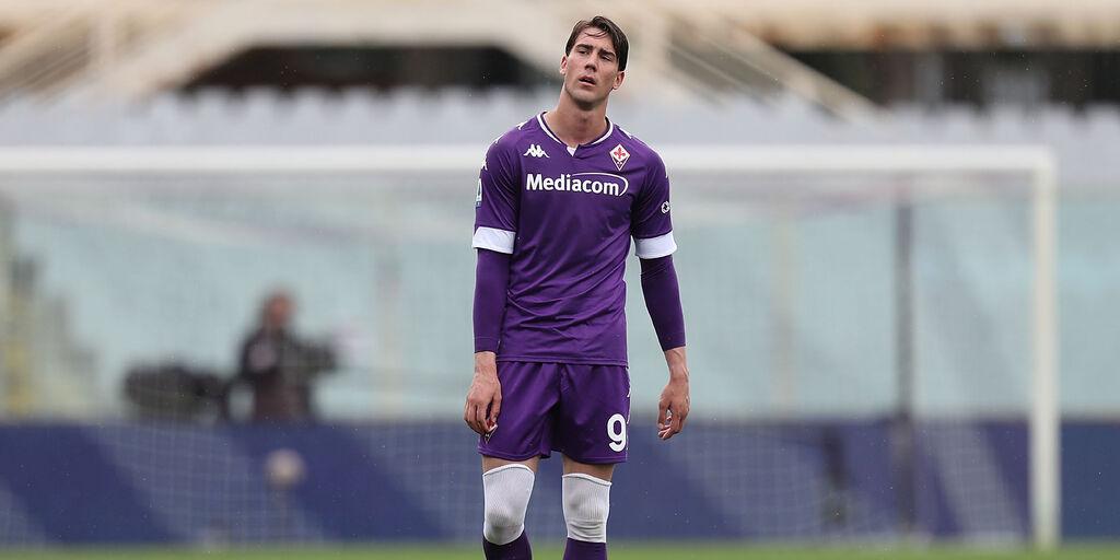 """Fiorentina, Barone: """"Lavoriamo per un accordo con Vlahovic"""" (Getty Images)"""