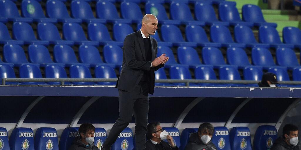 UFFICIALE - Zidane lascia il Real Madrid: il comunicato (Getty Images)