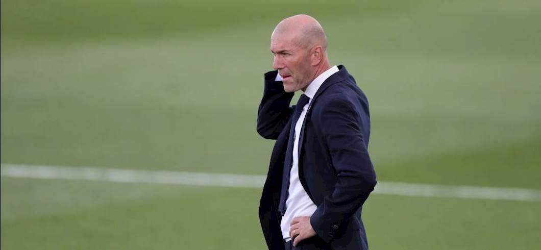 """Atalanta-Real Madrid, Zidane: """"Non firmo per un pareggio"""" (Getty Images)"""